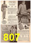 1966 Montgomery Ward Fall Winter Catalog, Page 807
