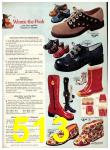 1974 Sears Fall Winter Catalog, Page 513
