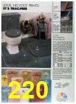 1989 Sears Home Annual Catalog, Page 220