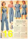 1942 Sears Spring Summer Catalog, Page 16