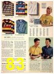 1949 Sears Spring Summer Catalog, Page 83