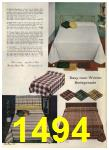 1960 Sears Spring Summer Catalog, Page 1494