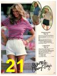 1983 Sears Spring Summer Catalog, Page 21