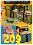 1972 Montgomery Ward Christmas Book, Page 209