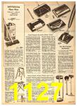 1958 Sears Fall Winter Catalog, Page 1127