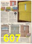 1959 Sears Spring Summer Catalog, Page 607