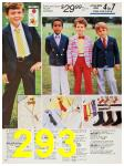 1987 Sears Spring Summer Catalog, Page 293