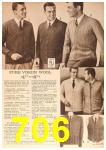 1963 Sears Fall Winter Catalog, Page 706