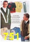 1964 Sears Fall Winter Catalog, Page 751