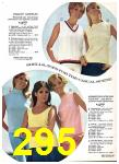 1969 Sears Spring Summer Catalog, Page 295