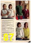 1965 Sears Fall Winter Catalog, Page 87