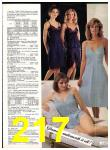 1983 Sears Spring Summer Catalog, Page 217