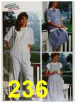 1988 Sears Spring Summer Catalog, Page 236