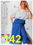 1988 Sears Spring Summer Catalog, Page 142