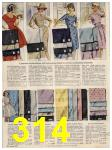 1960 Sears Spring Summer Catalog, Page 314