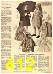 1962 Sears Fall Winter Catalog, Page 412
