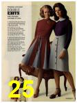1972 Sears Fall Winter Catalog, Page 25