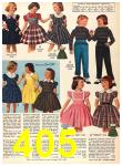 1956 Sears Fall Winter Catalog, Page 405