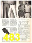 1969 Sears Spring Summer Catalog, Page 483