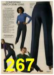 1980 Sears Fall Winter Catalog, Page 267