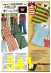 1977 Sears Spring Summer Catalog, Page 341
