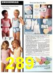 1975 Sears Spring Summer Catalog, Page 289