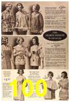 1963 Sears Fall Winter Catalog, Page 100