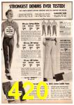 1962 Montgomery Ward Spring Summer Catalog, Page 420
