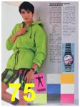 1991 Sears Spring Summer Catalog, Page 75