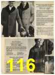1968 Sears Fall Winter Catalog, Page 116