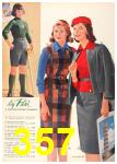 1960 Sears Fall Winter Catalog, Page 357