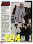 1986 Sears Fall Winter Catalog, Page 134