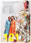 1973 Sears Spring Summer Catalog, Page 121
