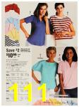 1987 Sears Spring Summer Catalog, Page 111