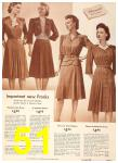 1942 Sears Spring Summer Catalog, Page 51