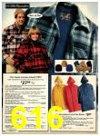 1977 Sears Fall Winter Catalog, Page 616