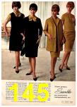 1966 Montgomery Ward Fall Winter Catalog, Page 145