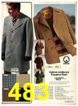 1973 Sears Fall Winter Catalog, Page 483