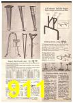 1969 Sears Spring Summer Catalog, Page 911