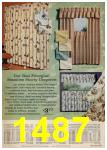 1962 Sears Spring Summer Catalog, Page 1487
