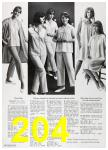 1967 Sears Spring Summer Catalog, Page 204