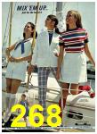 1969 Sears Spring Summer Catalog, Page 268