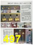 1989 Sears Home Annual Catalog, Page 497