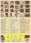 1949 Sears Spring Summer Catalog, Page 1017