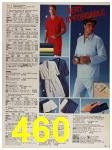 1987 Sears Spring Summer Catalog, Page 460