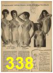 1962 Sears Spring Summer Catalog, Page 338