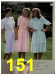 1984 Sears Spring Summer Catalog, Page 151