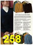 1969 Sears Fall Winter Catalog, Page 258