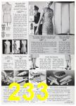 1967 Sears Spring Summer Catalog, Page 233