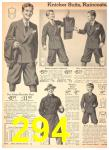 1942 Sears Spring Summer Catalog, Page 294